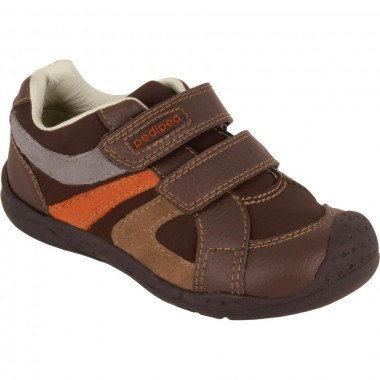 Flex - Charleston Choc Brown Sneaker