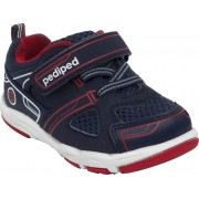 Grip 'n' Go - Mars Navy Red Athletic Shoe