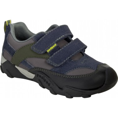 Flex - Highlander Navy Charcoal Athletic Shoe ¿