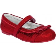 Flex - Penny Red Sequin Ballet Flat ∆ℓ