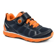 Flex - Scout Navy Orange Athletic Shoe ¿