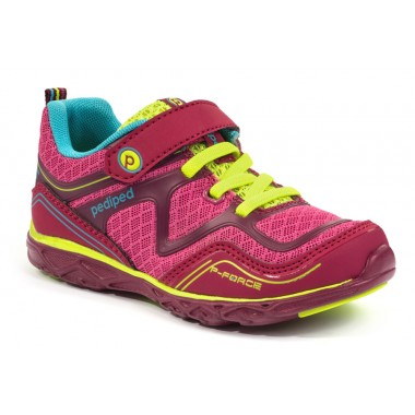 Flex - Force Fuchsia Athletic Shoe