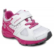 Flex - Mars White Pink Athletic Shoe