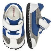 Originals - Cliff White Blue Shoe