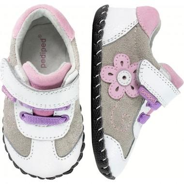 Originals - Claudia White Pink Shoe