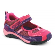 Flex - Dakota Fuchsia Athletic Shoe