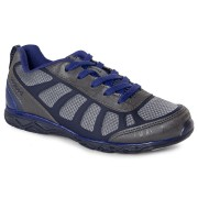Flex - Scout Charcoal Lace Up Athletic Shoe ᵜ