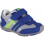 Flex - Gehrig Blue Grey Lime Sneaker