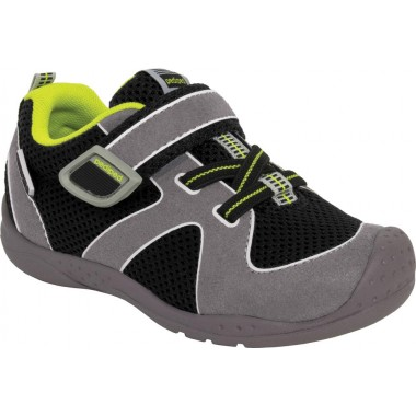 Flex - Rio Charcoal Black Adventure Shoe