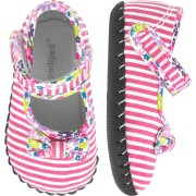 Originals - Louisa Bubblegum Stripe Mary Jane