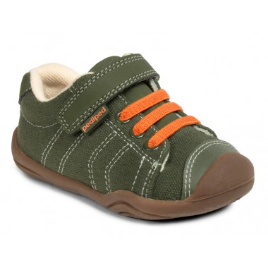Grip 'n' Go - Jake Olive Orange Sneaker ᵜ