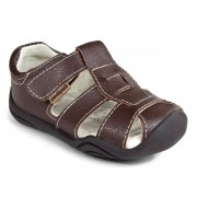Grip 'n' Go - Sydney Chocolate Sandal ◊