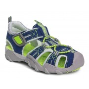 Flex - Canyon Navy Lime Sandal