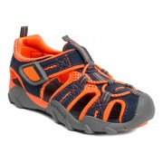 Flex - Canyon Navy Orange Sandal