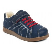 Flex - Jake Navy Red Shoe
