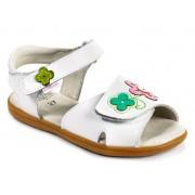Flex - Leana White Sandal