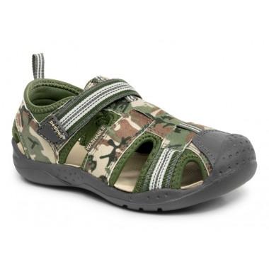 Flex - Sahara Army Camo Sandal ¿