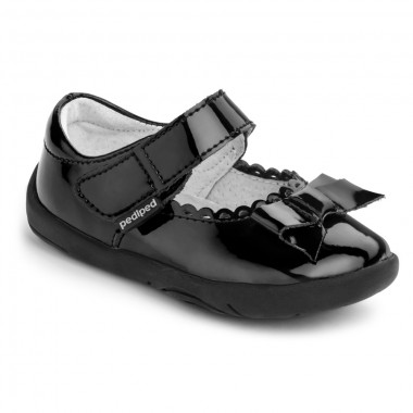 Grip 'n' Go - Betty Black Patent Mary Jane