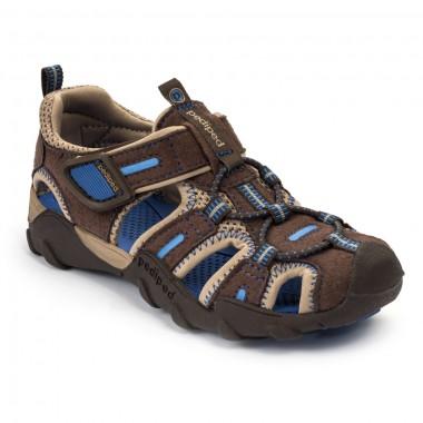Flex - Canyon Brown Blue Sandal