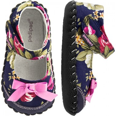 Originals - Louisa Navy Floral Mary Jane