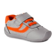 Grip 'n' Go - Cliff Orange Shoe