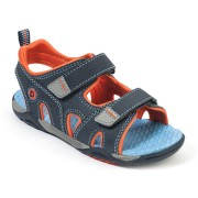 Flex - Navigator Navy Orange Adventure Sandal