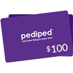 pediped Gift Card